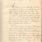 1749 Constitution