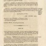 1789 Pennsylvania Act