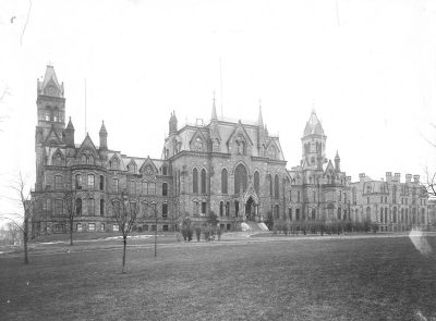 College Hall, c. 1891