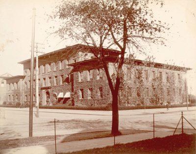 John Harrison Laboratory of Chemistry, c. 1901