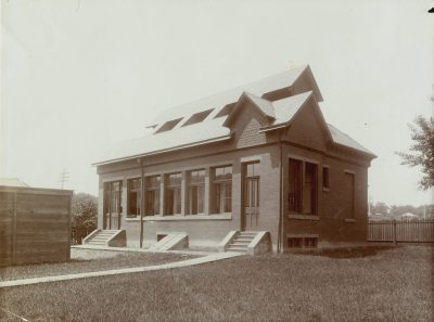 Hospital of the University of Pennsylvania, Maternity Building, 1894