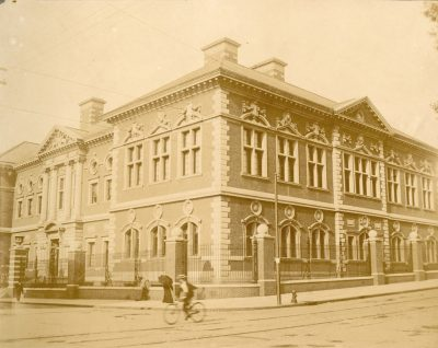 Law School, c. 1901