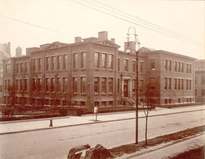Lea Institute of Hygiene, c. 1901