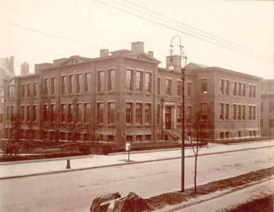 Lea Institute of Hygiene, c. 1901