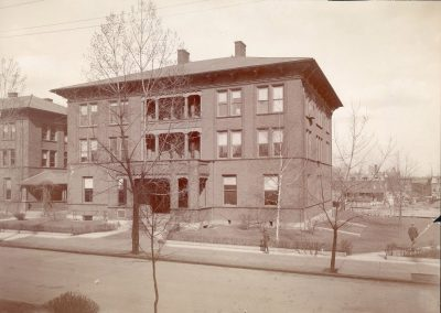 Randall Morgan Laboratory of Physics, 1902