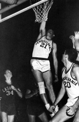 Basketball, Penn vs. LaSalle, 1963