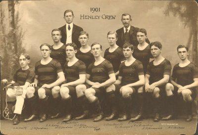 Men's eight-oar crew, Henley Regatta, 1901