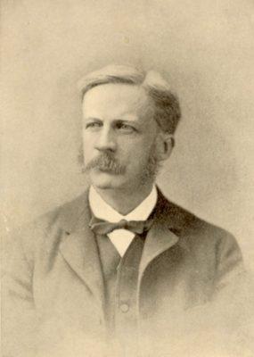 Henry Morton, c. 1875