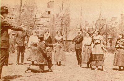 "Philomathean Society, ""Comedy of Errors,"" 1916"