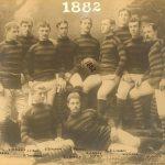 Football team, 1882