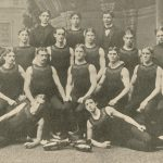 Gymnastics team, 1899