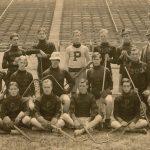 Lacrosse team, 1902