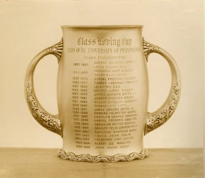 Loving Cup, Class of 1887