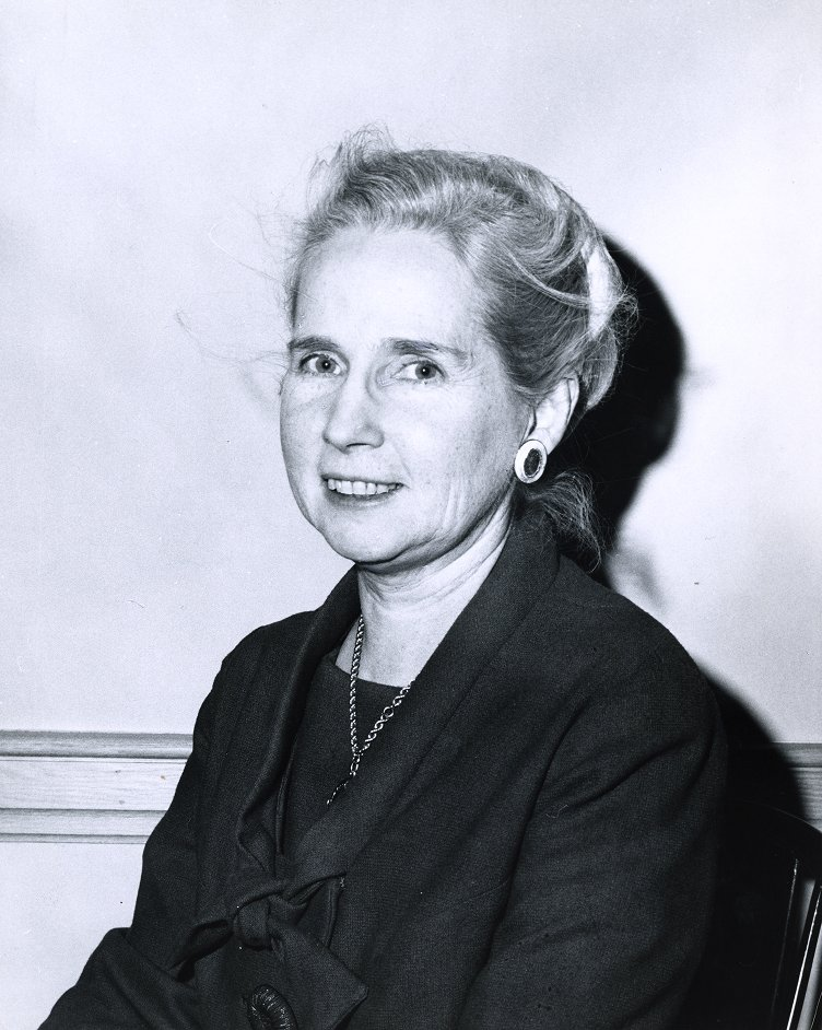 Laura Ruth Murray Klein, 1962