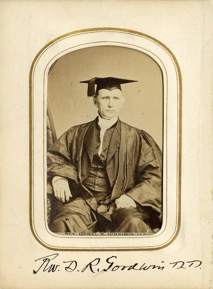 Daniel Raynes Goodwin, c. 1862