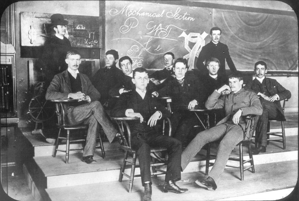 Towne School Class of 1887, 1887