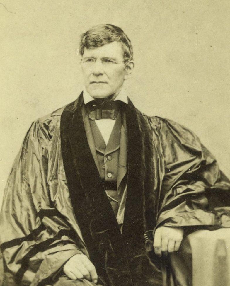 George Allen, c. 1868