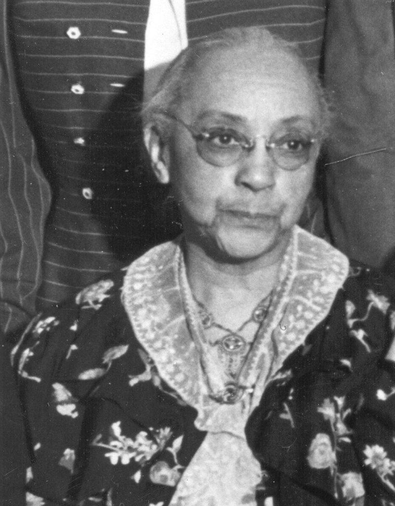 Ida Elizabeth (Bowser) Asbury, c. 1935