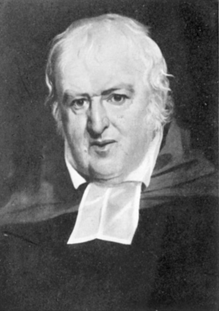 John Andrews, 1813