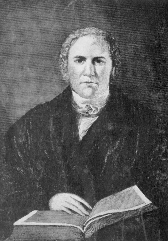 Robert Adrain, c. 1825