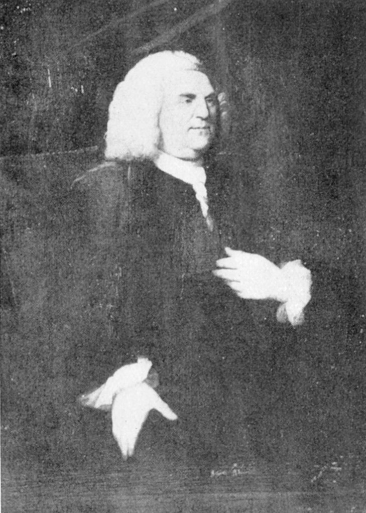 William Allen, c. 1770