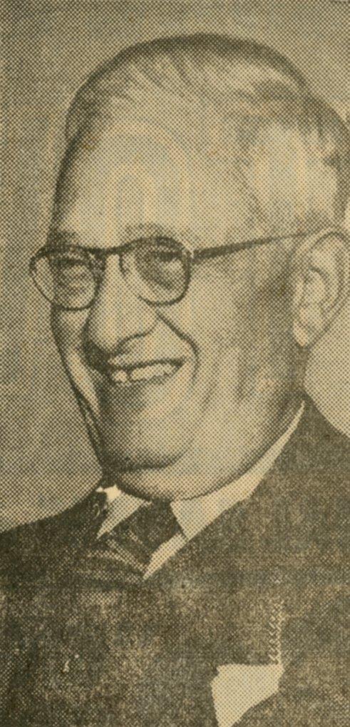 Alfred Bendiner, c. 1960
