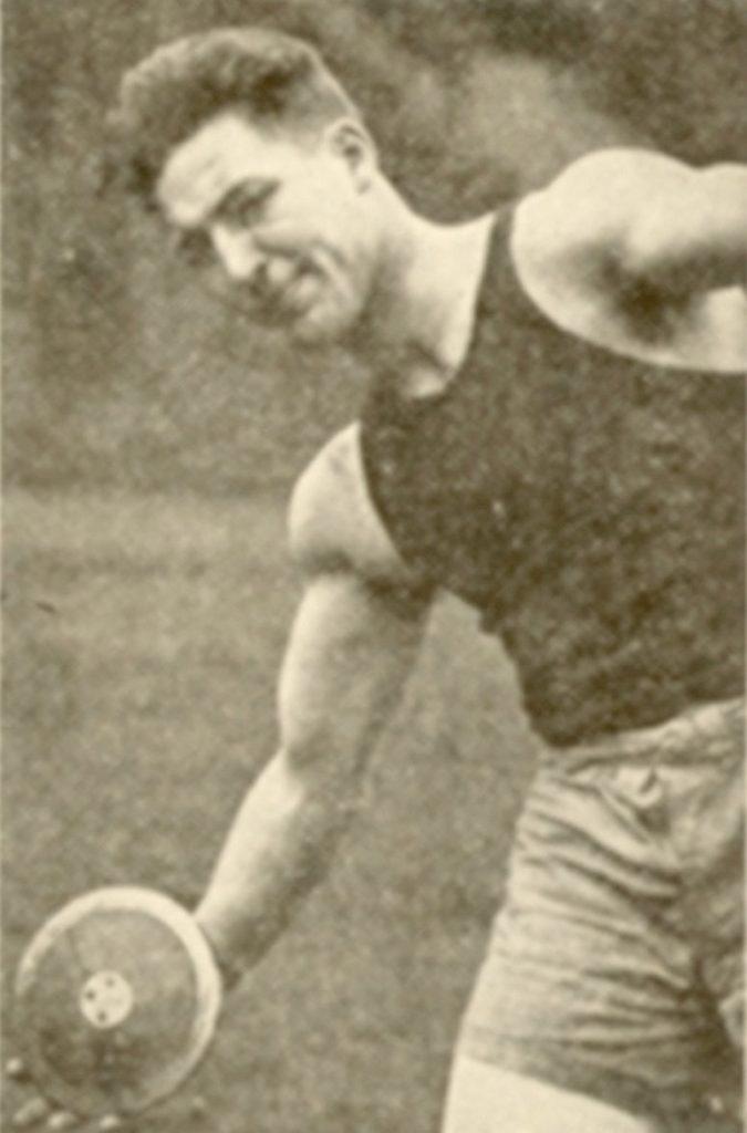 Bernard Ernst Berlinger, c. 1930