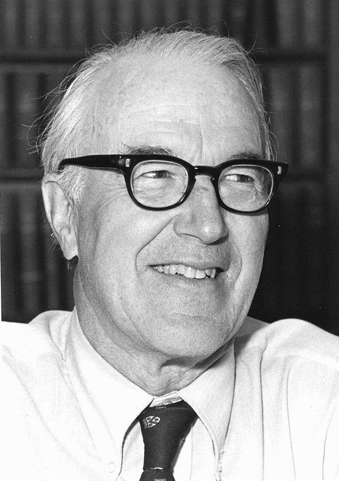 Britton Chance, 1981