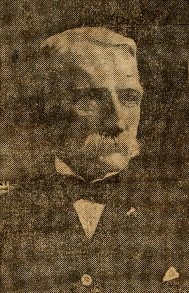 Cecil Clay, c. 1900