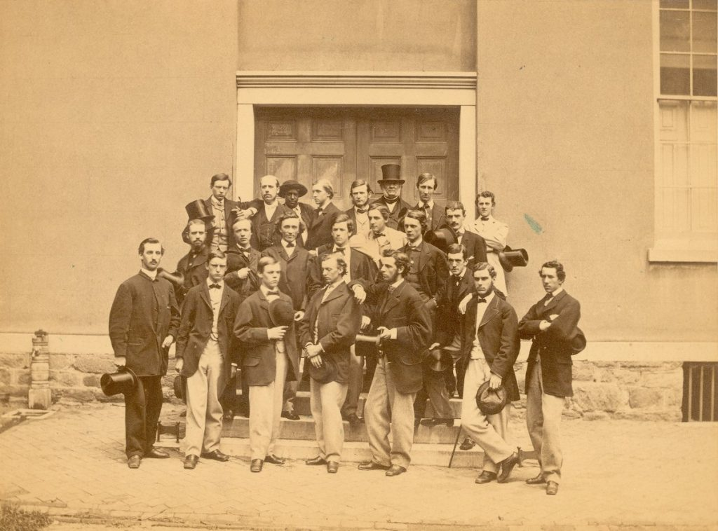 College Class of 1865