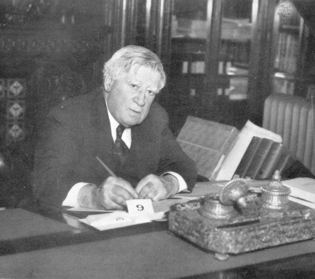 Edward Potts Cheyney, 1939