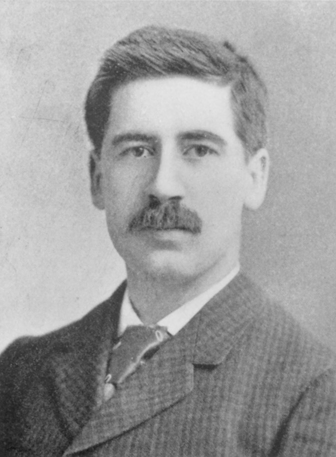 Edward Potts Cheyney, c. 1890