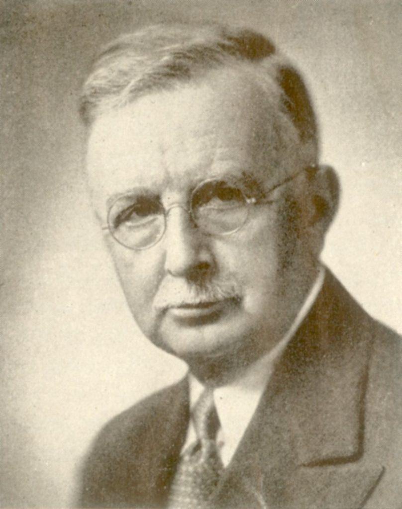 Edward Rogers Bushnell, c. 1940