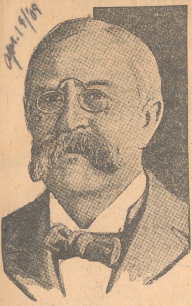 Edwin North Benson, c. 1909