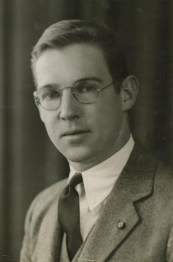 Frederic Lyman Ballard, Jr., 1939