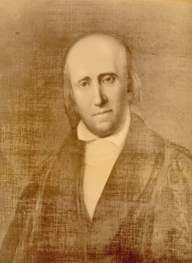 Frederick Beasley, c. 1820