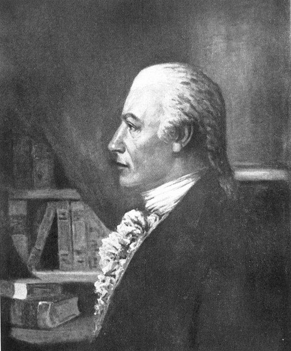 George Bryan, c. 1770