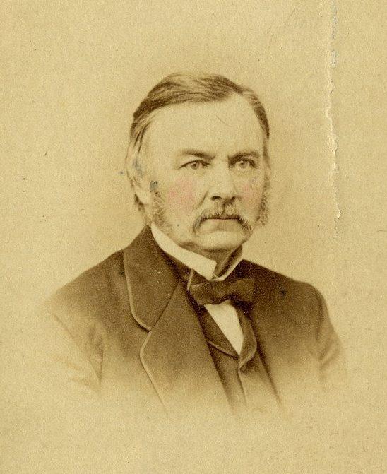 Joseph Carson, c. 1860