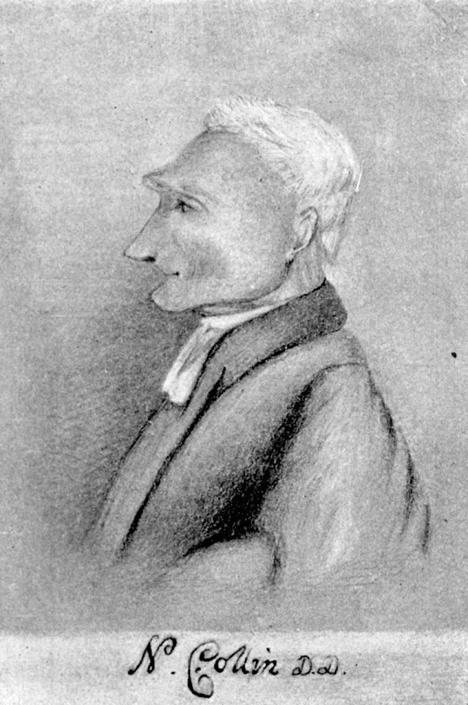 Nicholas Collin, c. 1810