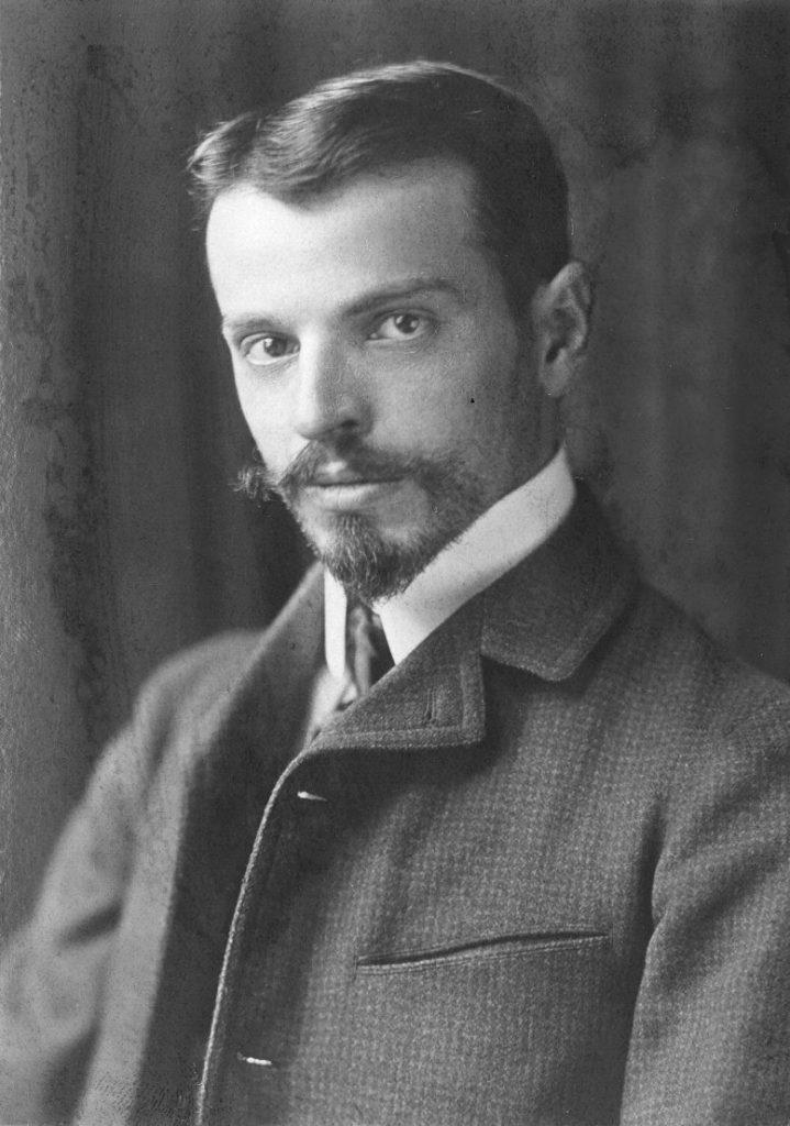 Paul Philippe Cret, c. 1910