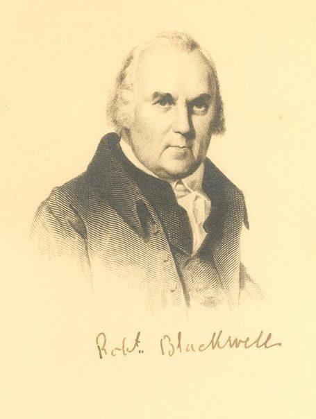 Robert Blackwell, c. 1800