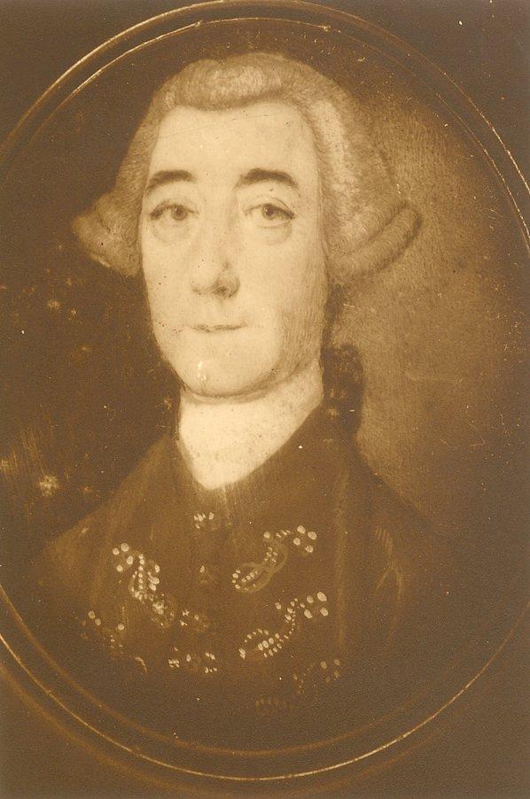 Thomas Bond, c. 1770