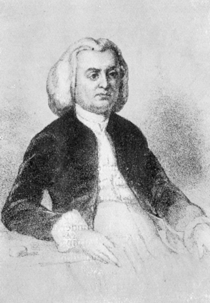 Thomas Cadwalader, c. 1770