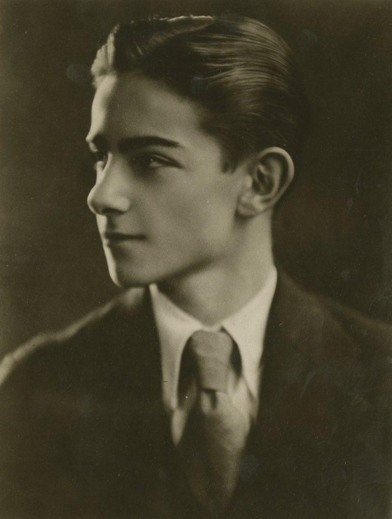 Walter Alexander Chudson [Chudnowsky], 1934