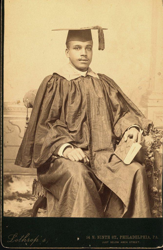 Aaron Albert Mossell, 1888