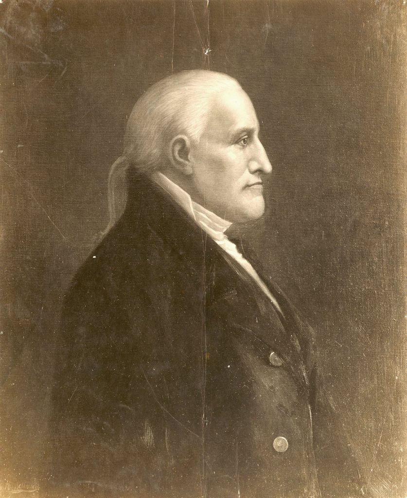 Adam Kuhn, c. 1800