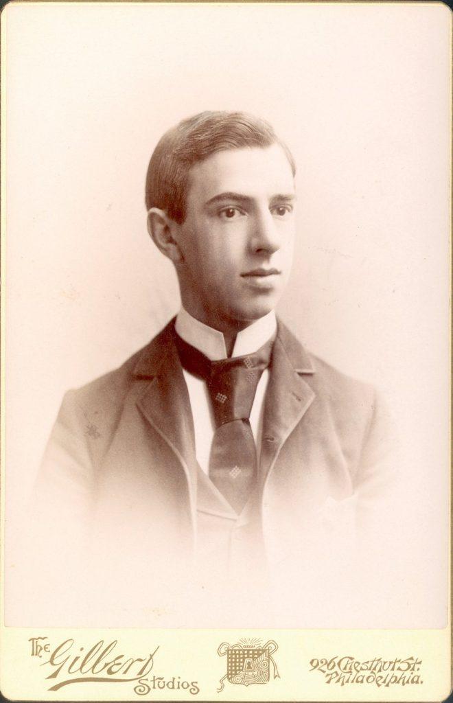 Alfred Stengel, 1889