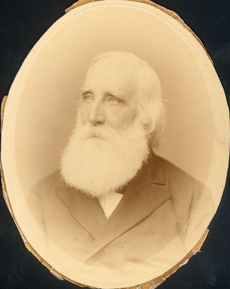 Alfred Stillé, c. 1880