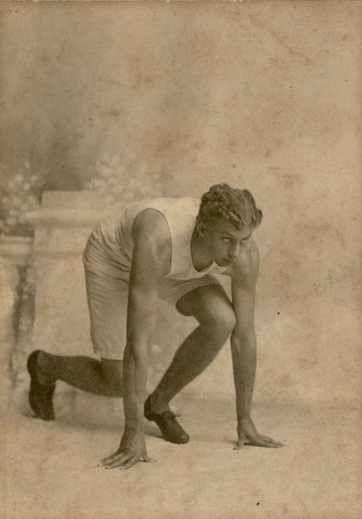 Alvin Christian Kraenzlein, c. 1900