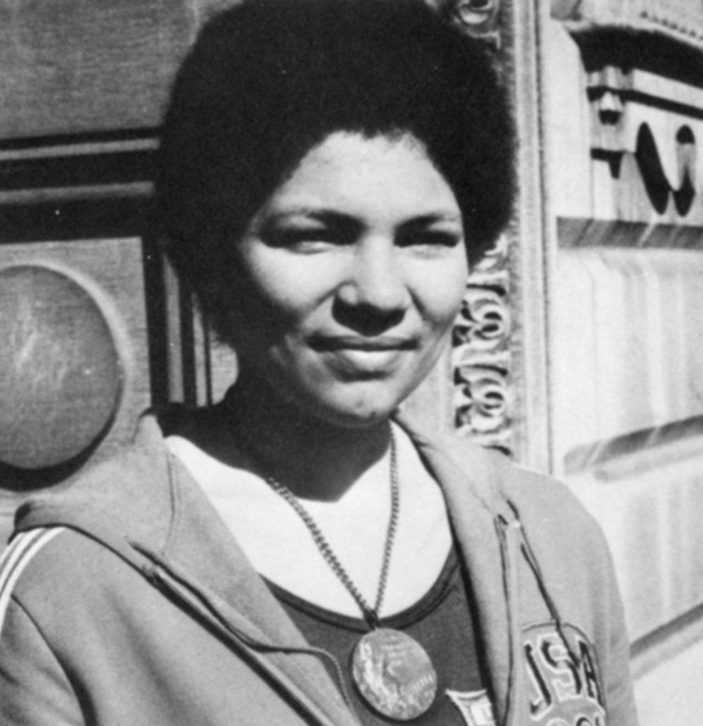 Anita Lucette DeFrantz, 1977